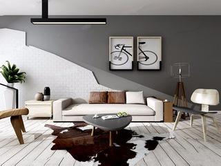 椅子,沙发茶几组合,植物,现代简约,北欧