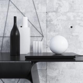 工业风格,书桌,美式书桌,美式简约,Corona