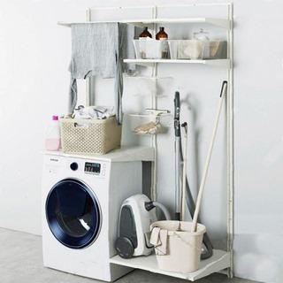 组合,置物架,北欧简约,衣服,日用品,洗衣机