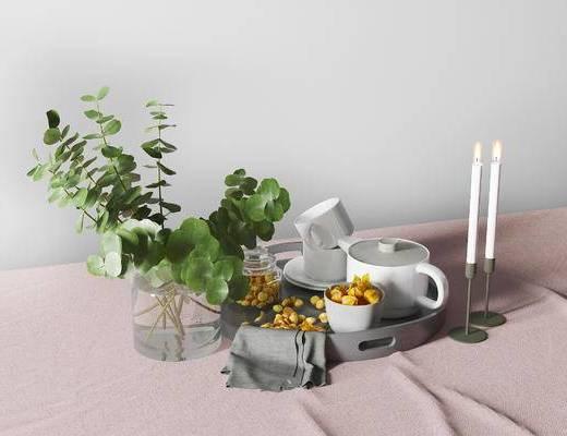 北欧简美餐具组合, 北欧餐具组合, 餐具组合, 餐具