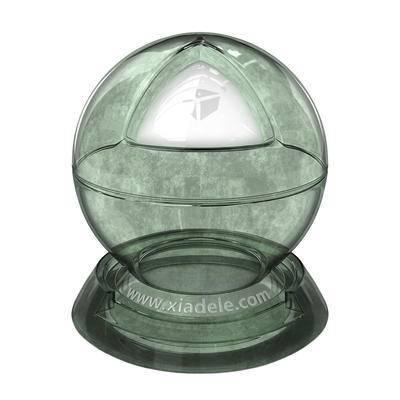 玻璃, 绿色玻璃, 材质