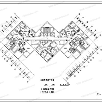 CAD, 施工图, 工装, 办公, 商业建筑, 平面图, 立面图, 大样图, 节点