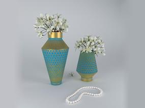 东南亚, 花瓶, 摆件, 陈设品