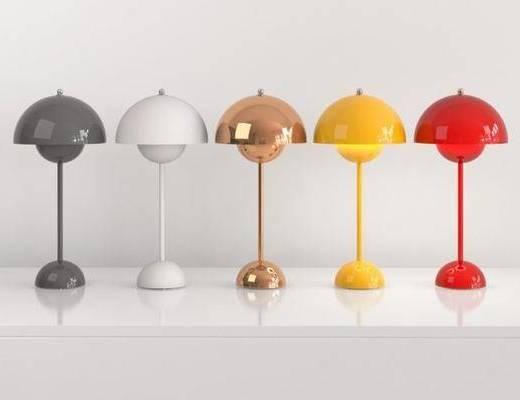 台灯, 现代
