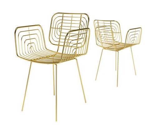 现代, 单体, 椅子