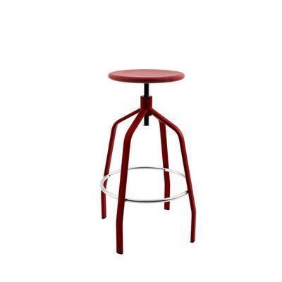 现代, 吧椅, 北欧, 简约