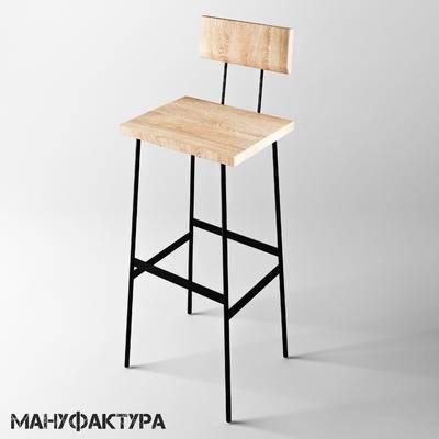 吧椅, 吧凳, 工业风