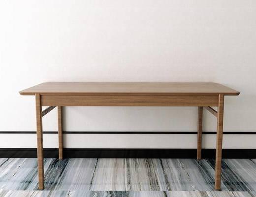 桌子, 新中式