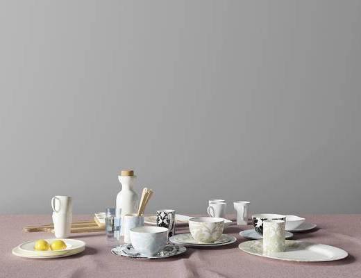 现代餐具, 餐具