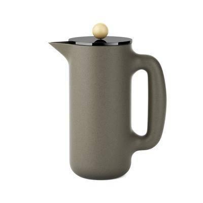 现代, 咖啡壶, 水壶, 简约, 电器