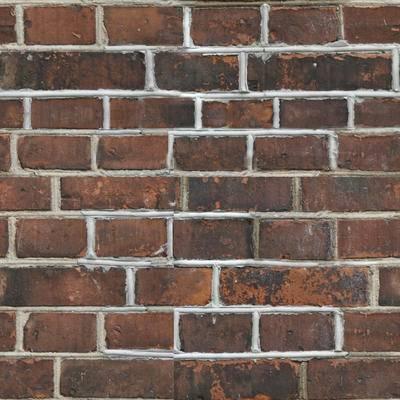 砖墙, 墙面