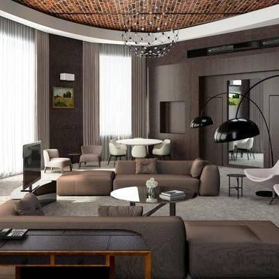 现代酒店客房, 酒店客房, 卧室