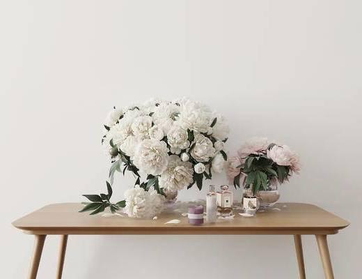 摆件组合, 花卉, 现代