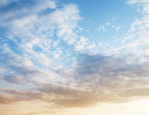 天空, 风景贴图, 现代