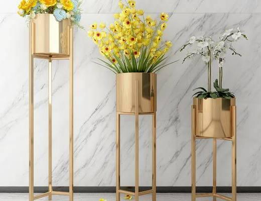 花卉, 现代