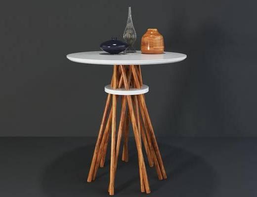 北欧简约, 咖啡桌, 桌子