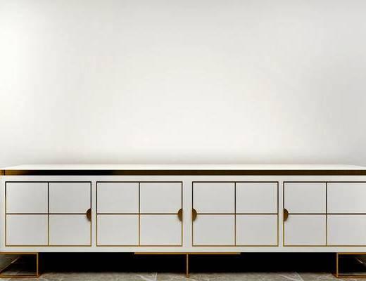 装饰柜, 现代