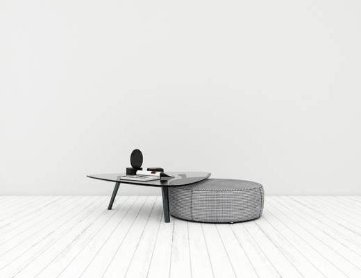 茶几, 沙发凳, 现代