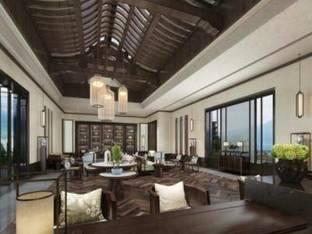 现代酒店客房套房3D模型
