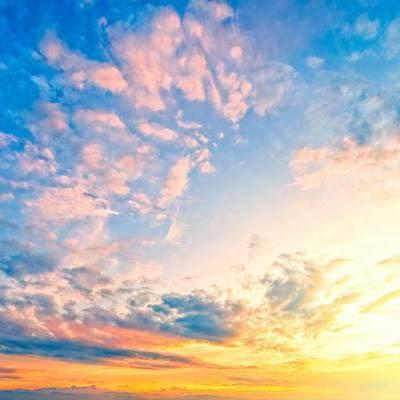 天空, 風景貼圖, 現代