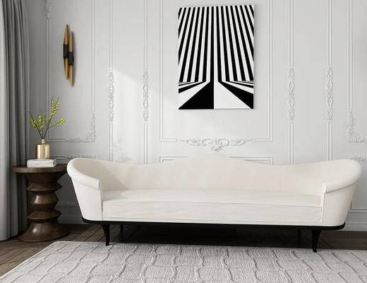 美国KOKET, 后现代, 多人沙发