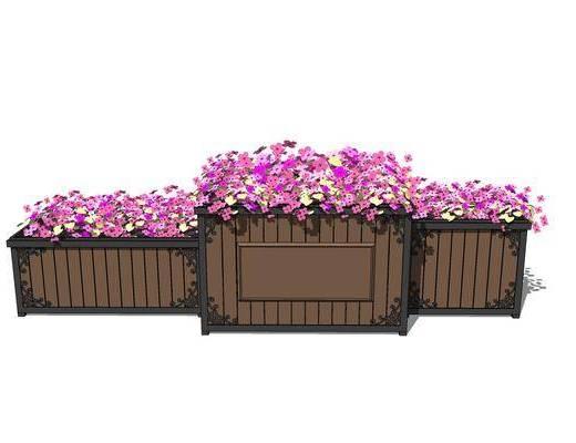 花草, 現代
