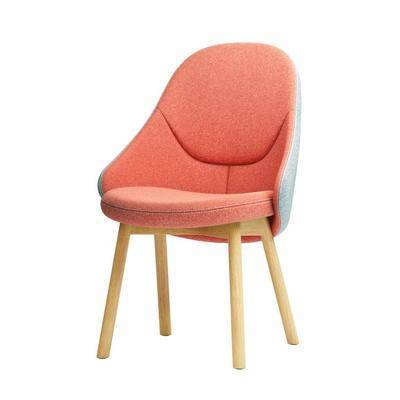 现代, 单椅, 休闲椅, 北欧