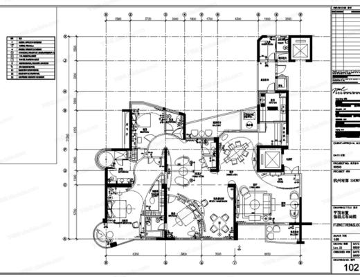 CAD, 施工图, 大师, 家装, 室内, 梁景华, 平面施工图, 立面施工图, 节点