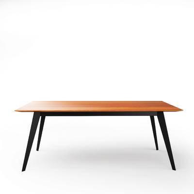 现代, 餐桌, 桌几, 简约