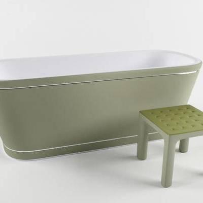 北欧, 浴缸