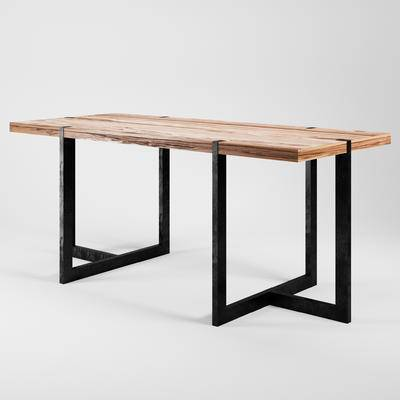餐桌, 工业风