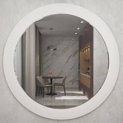 装饰镜, 现代, 意大利Gardadecor
