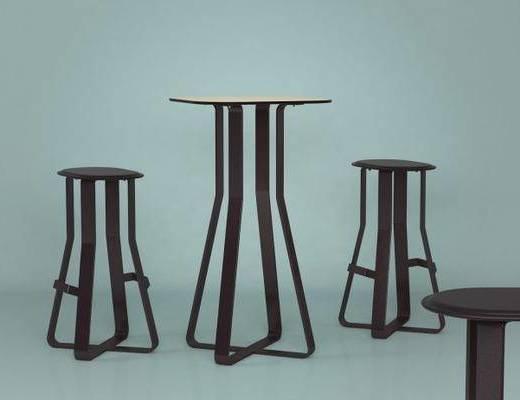 椅子, 单椅, 现代