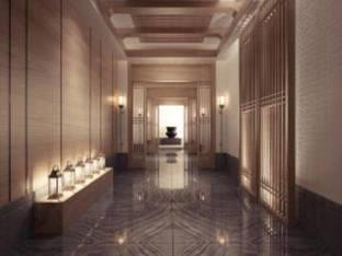 新中式走廊过道3D模型