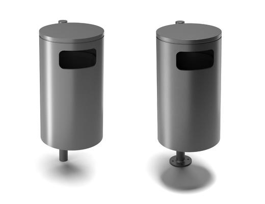 垃圾桶, 现代