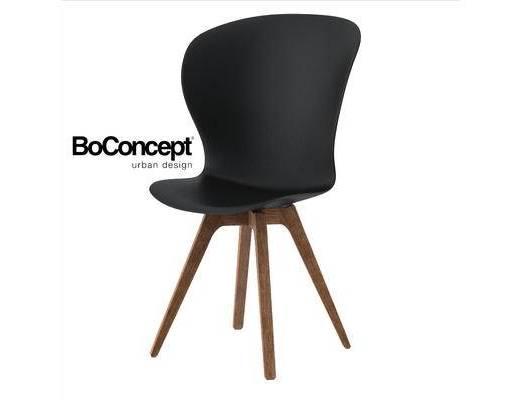 北欧简约, 椅子, 北欧椅子, 单人椅, 靠椅, 下得乐3888套模型合辑