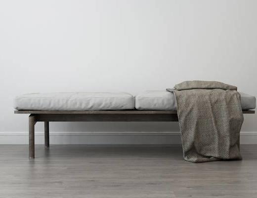 凳子, 床尾塌, 现代