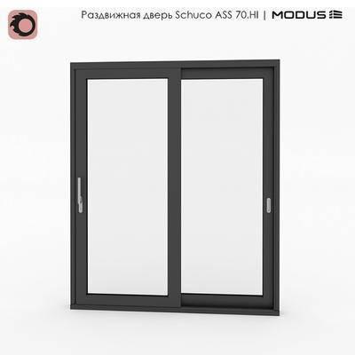 窗户, 现代
