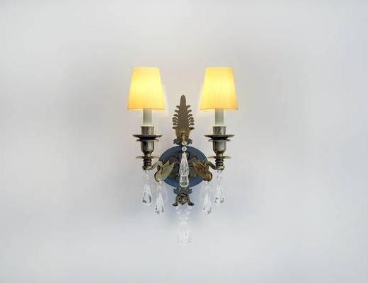 壁灯, 简欧