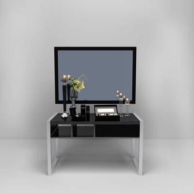 梳妆台, 现代