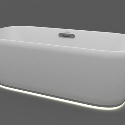 现代, 浴缸