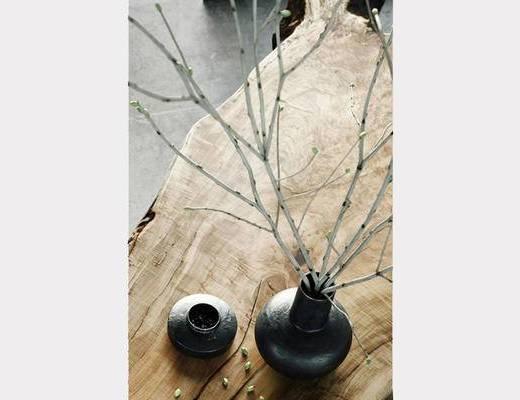 花瓶, 摆件, 中式