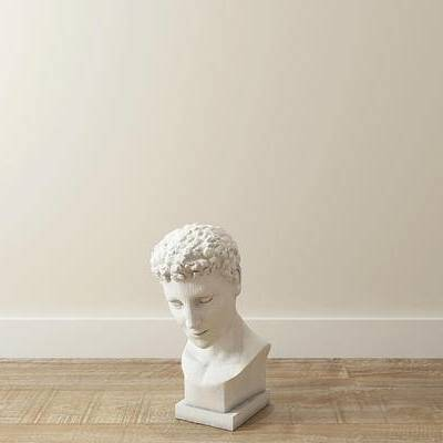 石膏, 雕塑, 现代