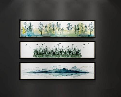 北欧简约, 挂画, 装饰画