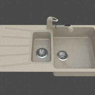 现代, 洗手盆