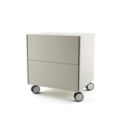 现代, 文件夹, 办公柜, 矮柜, 边柜