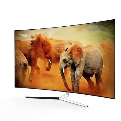 现代, 电视机, 家用, 电器