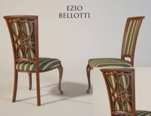 美式椅子, 椅子