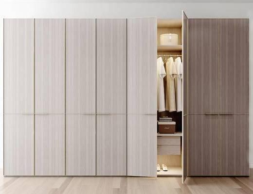 衣柜, 衣物, 现代