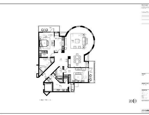 CAD, 施工图, 大师, 家装, 平面图, 立面图, 下得乐3888套模型合辑